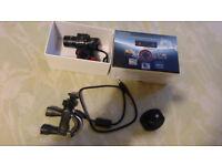 HD 1080, M500 sport camera
