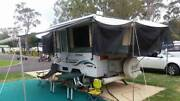 Jayco Finch camper trailer - FOR HIRE ONLY from $38/night Lisarow Gosford Area Preview