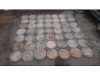 Reclaimed Patio Tiles
