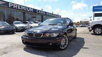 2004 BMW 325 Ci Cabriolet | Heated Seats | Memory Seat | H/K So