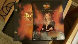 Dvd Buffy complete season 5 mint.