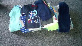 50 items boys clothes.... Still available