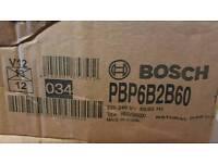 Bosch Gaz hob white