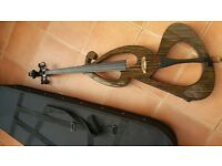 Sojing electric cello. As new. Professional set up. With case £295