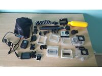 GoPro HERO3 BLACK Edition - Camcorder - (12MP, WiFi)