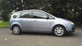 2004 FORD FOCUS C-MAX AIRCON CD PLAYER FULL ELECTRIC PACK LONG MOT FULL DEALER HISTORY IMMACULATE