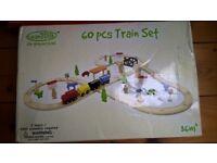 60 piece train set train track Thomas the tank engine