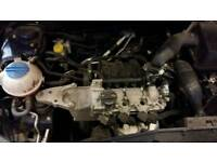 VW Polo 1.2 6v engine BBM code 57k 2009