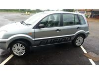 ford fusion 3 ,,5 door hatchback 05 plate ......docking pe31