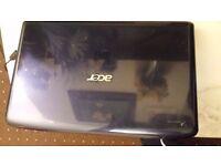 acer aspire 5536 screen 15.6'' inch 3gb memory ram 160gb hdd webcam dvd-rw hdmii windows 7