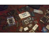 Parts phones, all phones, cases and batteries
