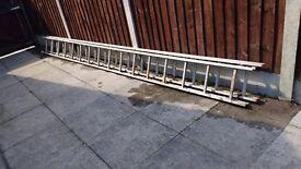Ladders aluminium