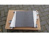 Nissan xtrail intercooler .