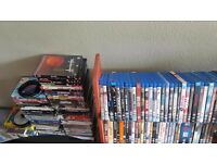 DVD / BLU RAY COLLECTION Joblot Bundle