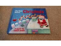 NIGHT BEFORE CHRISTMAS FELT SOFT TOUCH BOOK