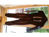 As new (worn once) HUUB Aeris MT triathlon wetsuit