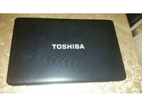 "TOSHIBA SATELITE C670-10P 17""LAP TOP"