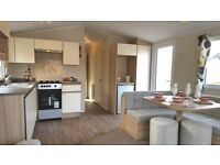 BRAND NEW STATIC CARAVAN 4 SALE - Stunning - MUST SEE - 2017 Site Fees Included - 12 Month Season
