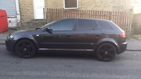 Audi a3 s line 5dr dsg facelift
