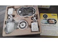 Tomy digital video monitor in full working order
