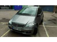 Mercedes-Benz A150 automatic FSH, only 35K miles!