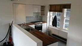 SPACIOUS 1 BED APARTMENT FULL OF CHARACTOR, IN THE HEART OF THE COLUMBIA RD MARKET AREA.