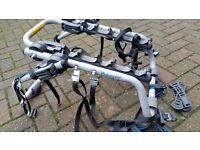 3 Bike Rear Door Mounted Venezia Bike Carrier for BMW 5 Series Estate 2007-10