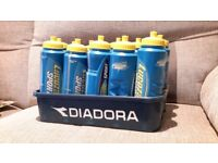 Football water bottles and holder (12)