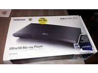 Samsung Blueray Player - 4k compatible