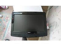 """Bush 19"""" HD LCD TV with Built-in DVD Player"""
