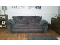 2 + 3 seater sofa