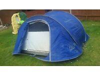 Tent - QUECHUA Large 4 person (2 second tent)