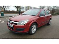Vauxhall Astra 1.8 i 16v Life 5dr. Petrol/Automatic (LOW MILEAGE 63000)
