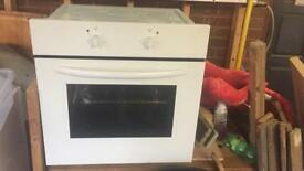 Curry's essentials electric oven