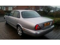2003 New shape jaguar X350 xj6 Facelift sport