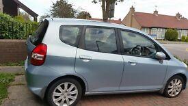 Honda Jazz 1.4 i-DSI SE CVT-7 5dr 2006 Hatchback 62,300 Automatic 1.4L Petrol