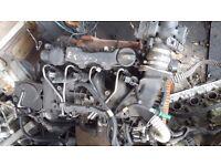 2008/2009 - Onwards Berlingo / Expert / Peugeot / Citroen. Core unit engines.