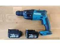 Makita sds hammer drill 14.4v