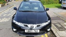 Honda Civic 1.8 i VTEC EX 5dr, Immaculate condition, full service history and long MOT, lady owner