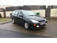 ** 2OO1 FORD FOCUS ESTATE ** £495 ONO