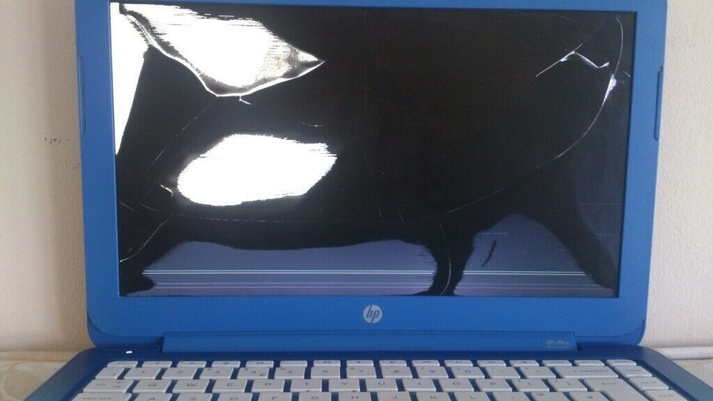 Blue Hp Laptop | in Dewsbury, West Yorkshire | Gumtree