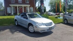 2008 Chrysler Sebring Lx-$65-Soft top convertible-Bluetooth-Dvd- London Ontario image 3