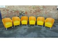 Retro Ocee Design Solace Tub Chairs