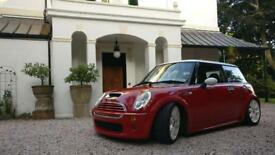 Mini Cooper S Works - modified supercharged - need quick sale