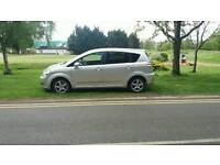 TOYOTA COROLLA VERSO 2.2 D-4D TR 5 DOOR 7 1 OWNER FROM NEW WITH FULL TOYOTA SERVICE HISTORY