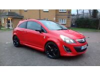 2014 vauxhall corsa 1.2 limited edition excelent condition