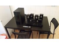 Samsung HT-D5100 Blu Ray & 3D Blu Ray Home Theater System