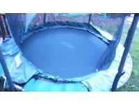8 ft TP trampoline