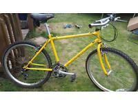 Claud Butler gents mountain bike.