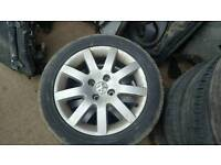 Peugeot 207 307 berlingo Alloys and Tyres